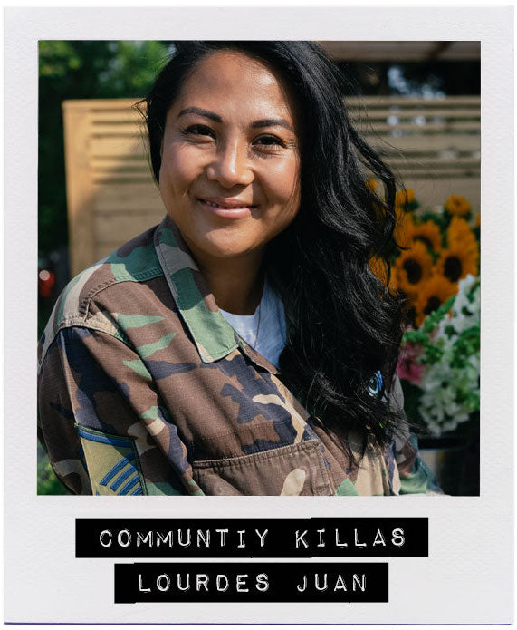 COMMUNITY KILLAS - LOURDES JUAN