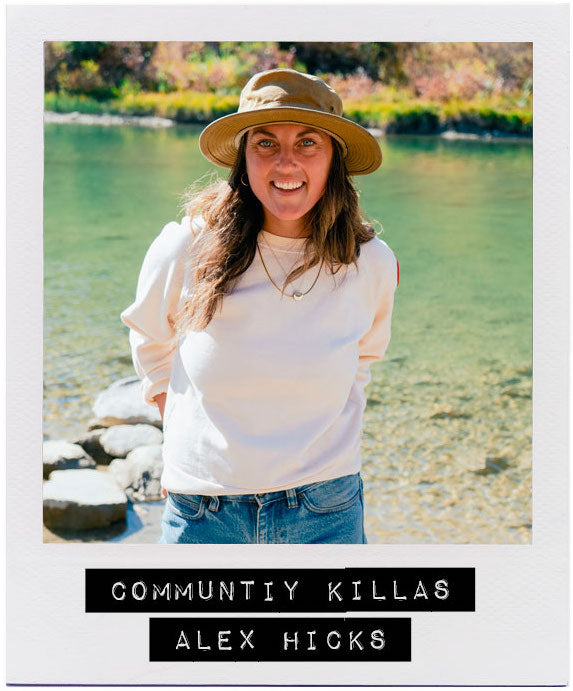 COMMUNITY KILLAS - ALEX HICKS
