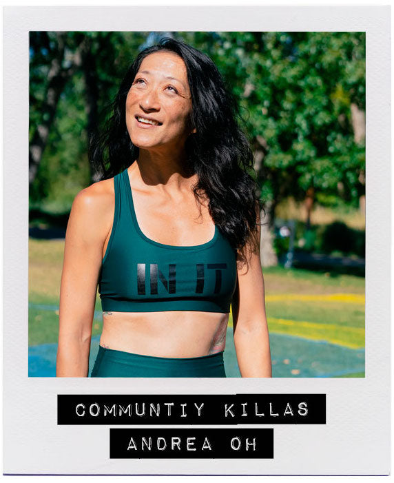 COMMUNITY KILLAS - ANDREA OH