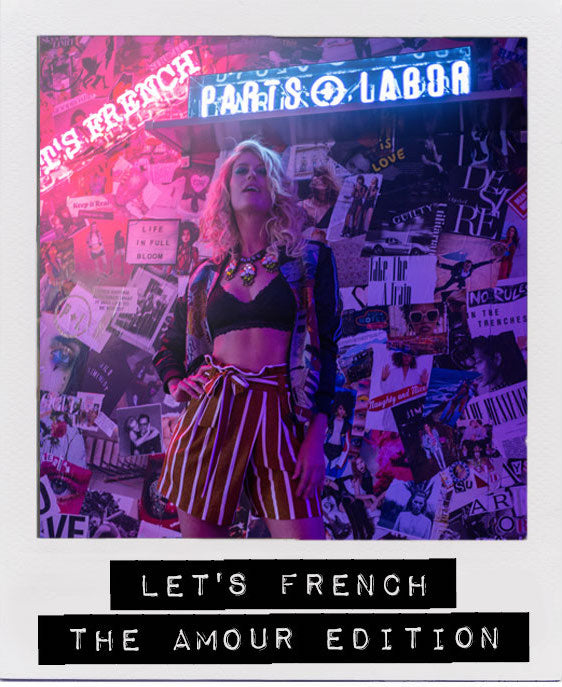 LET'S FRENCH [the amour edition] LAUNCH PARTY