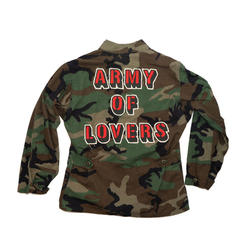 ARMY OF LOVERS no. 02 vintage jacket