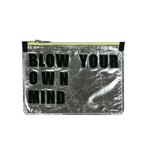 the BLOW YOUR OWN MIND no. 05 clutch