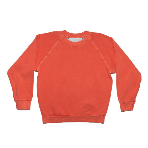 P+L CUSTOM SWEATSHIRT - vintage cherry