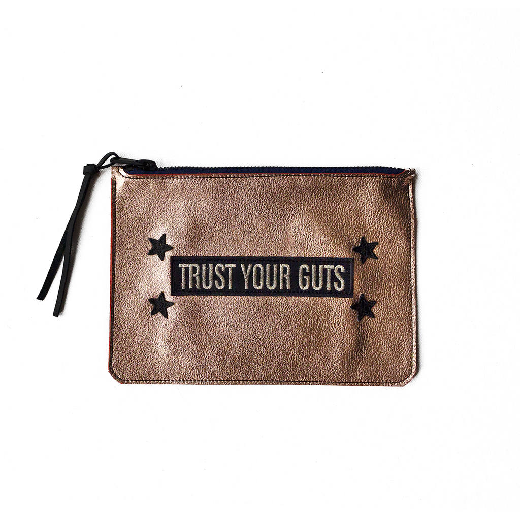 trust your guts - CLUTCH
