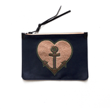 the anchored heart - CLUTCH