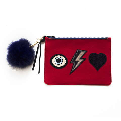 eye + bolt + heart No.01 - CLUTCH