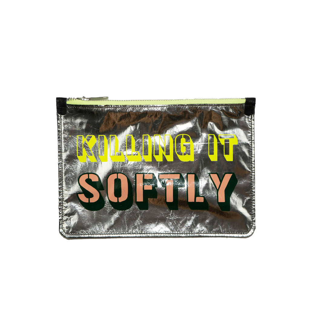 KILLING IT SOFTLY no. 02 used paint co. clutch