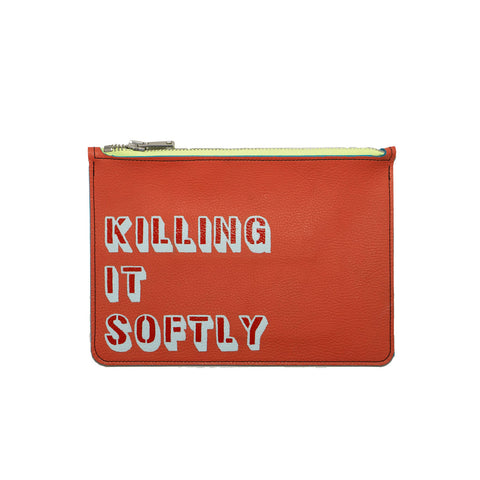 KILLING IT SOFTLY no. 04 used paint co. clutch