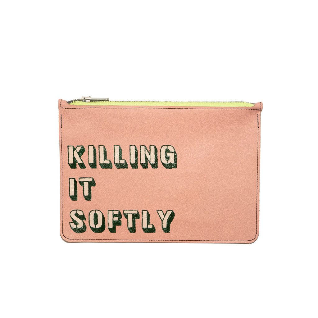 KILLING IT SOFTLY no. 05 used paint co. clutch