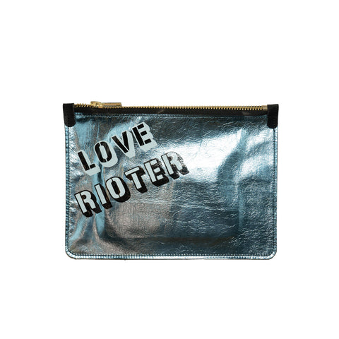 LOVE RIOTER no. 04 used paint co. clutch