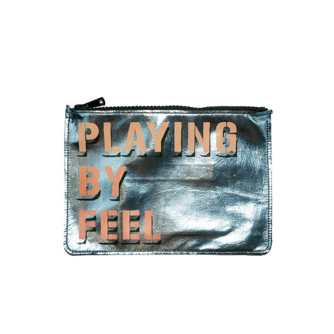 PLAYING BY FEEL no. 03 used paint co. clutch