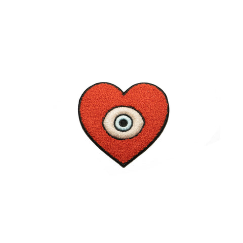 HEART + EYE patch