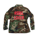vintage camo - REBEL LOVER