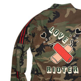 LOVE rioter no. 01 vintage jacket