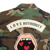 LOVE AUTHORITY no. 01 vintage jacket