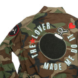 the LOVER no. 02 vintage jacket