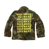 RULE BRKRS no. 01 vintage jacket