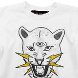 the LOVE CAT sweatshirt