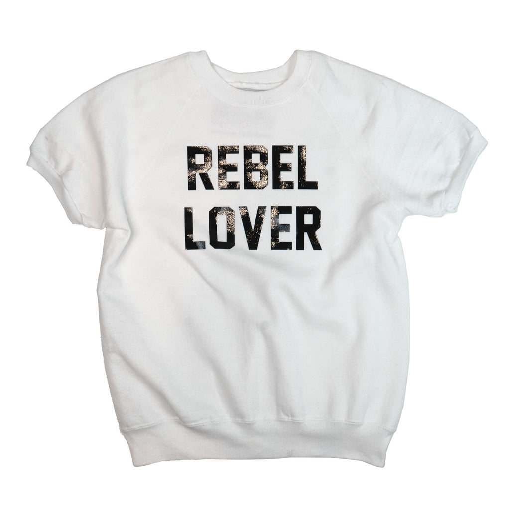 vintage SS sweatshirt - REBEL LOVER