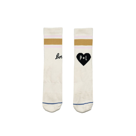 the LOVER socks