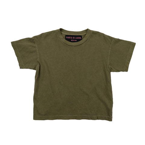 P+L CUSTOM BOXY TEE - surplus