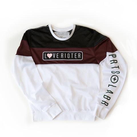 LOVE RIOTER JERSEY