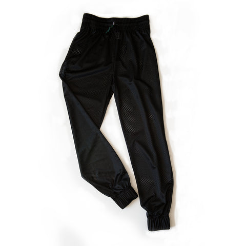 COURT TO STREET high waisted meshie joggers