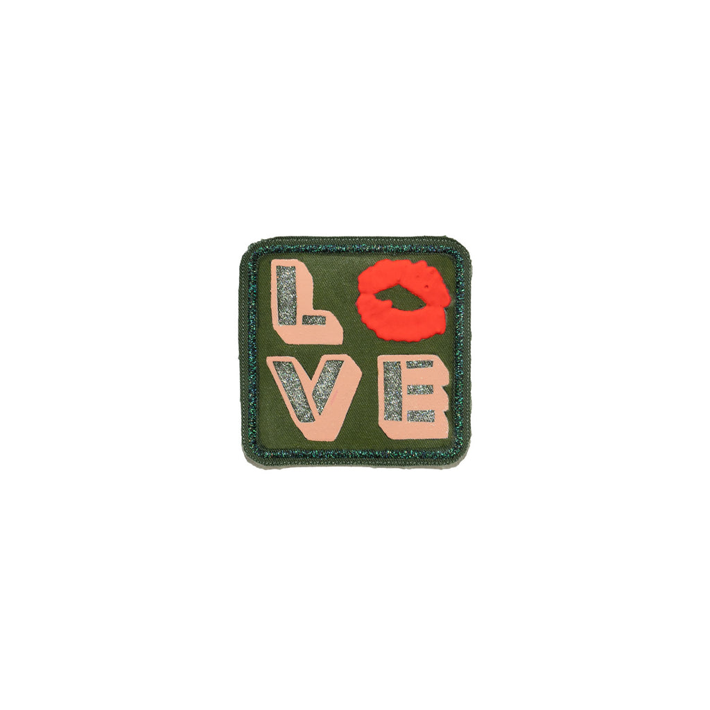 USED PAINT CO. patch - L O V E