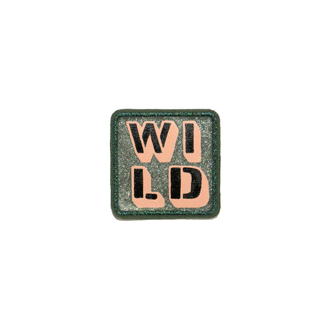 USED PAINT CO. patch - W I L D
