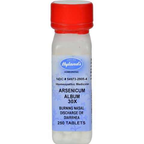Hyland's Arsenicum Album 30x - 250 Tablets