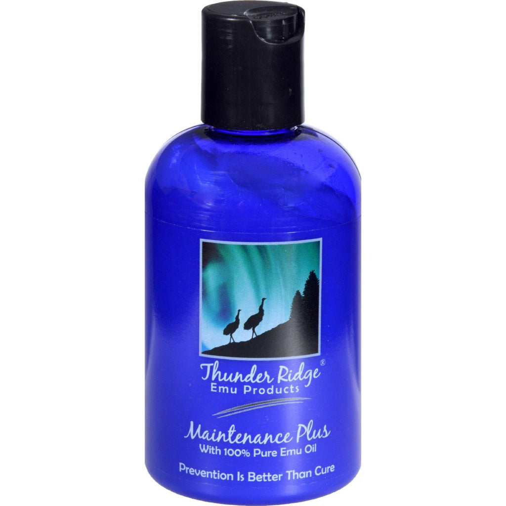 Thunder Ridge Maintenance Plus - 4 Fl Oz