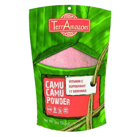 Terramazon Camu Camu Powder - 2 Oz