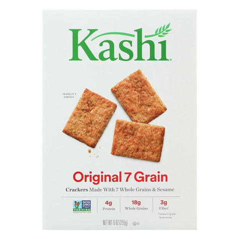Kashi Crackers Original 7 Grain - Case Of 12 - 9 Oz.