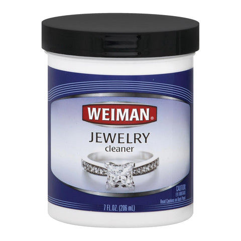 Weiman Jewelry - Cleaner - Case Of 6 - 7 Oz.