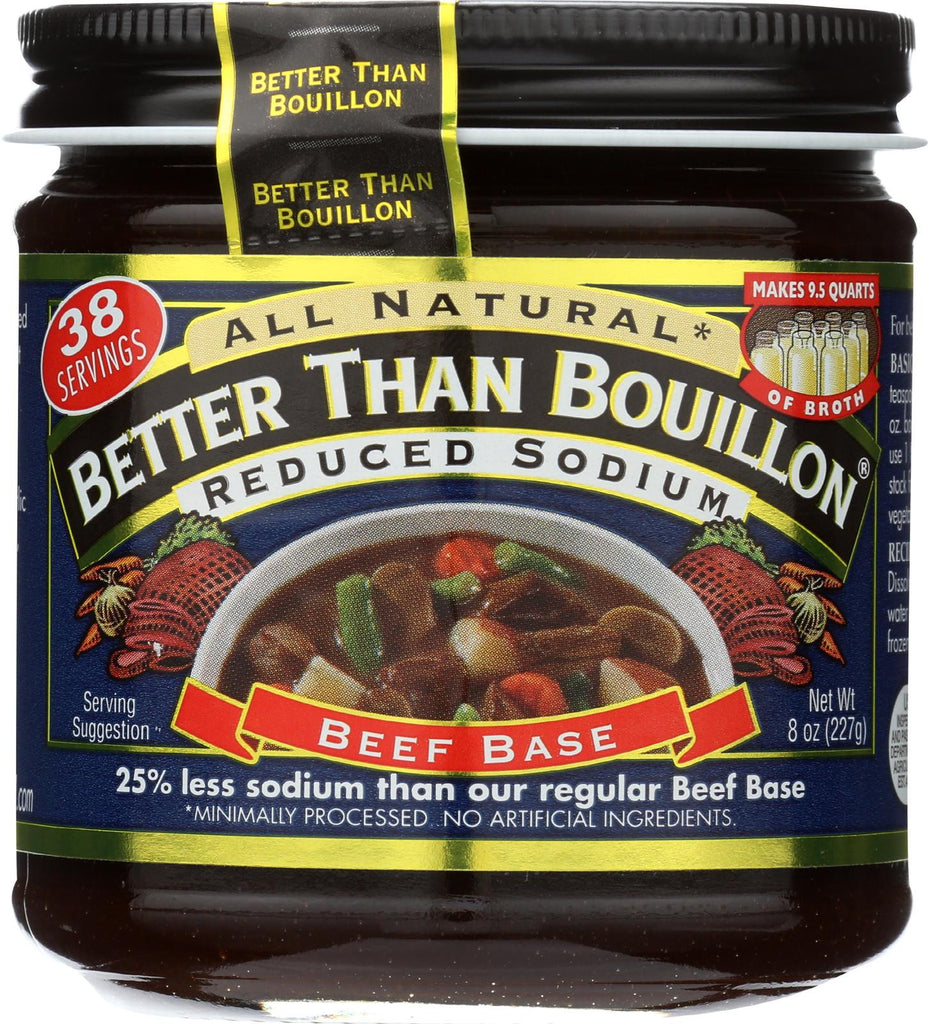 Better Than Bouillon Seasoning - Beef Base - Case Of 6 - 8 Oz.