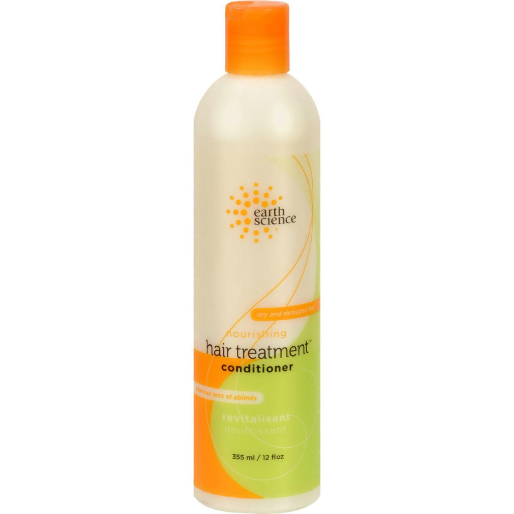 Earth Science Hair Treatment Conditioner - 12 Fl Oz