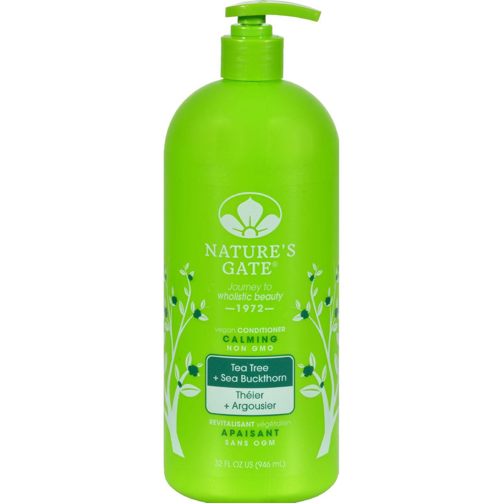 Nature's Gate Tea Tree Calming Conditioner - 32 Oz