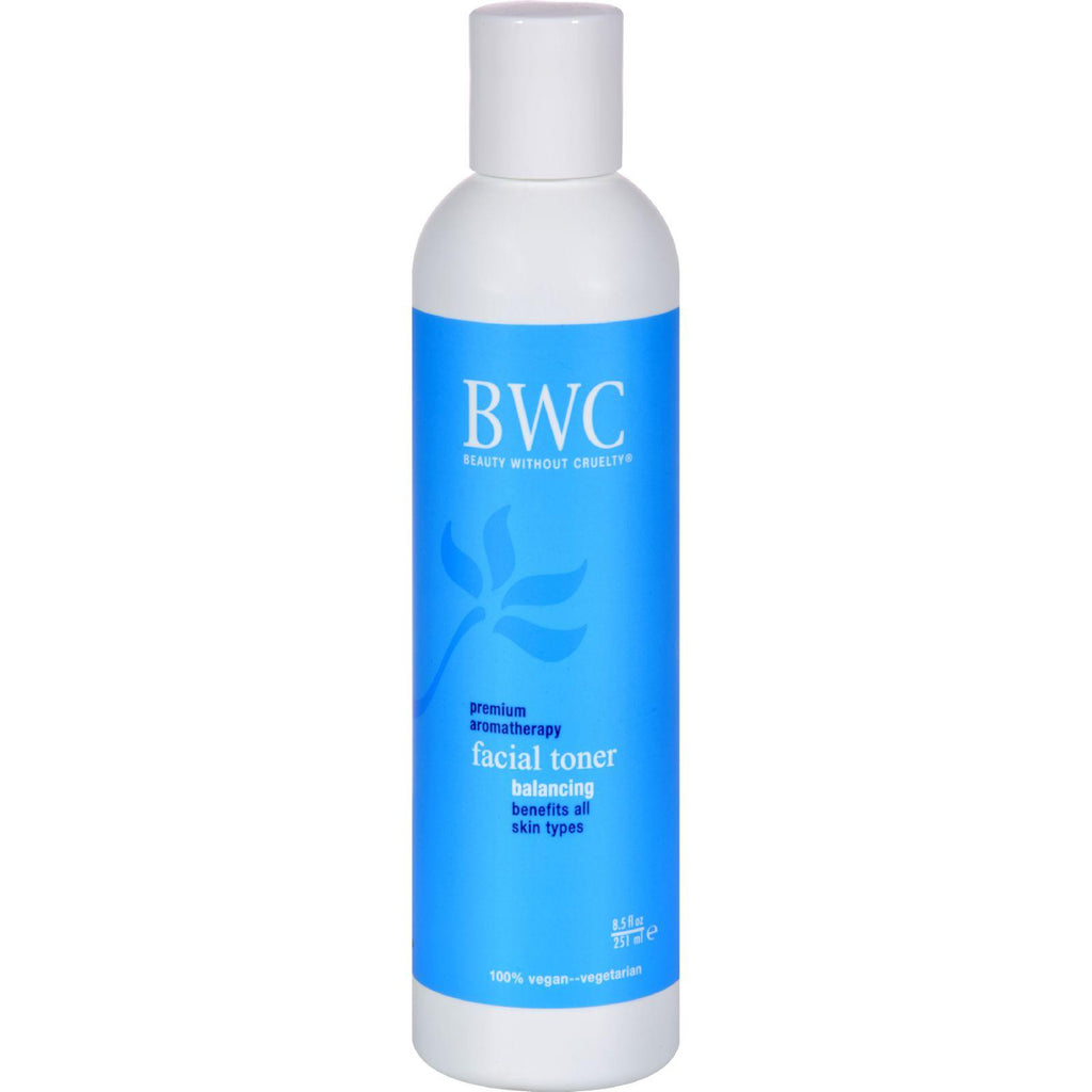 Beauty Without Cruelty Facial Balancing Toner - 8.5 Fl Oz