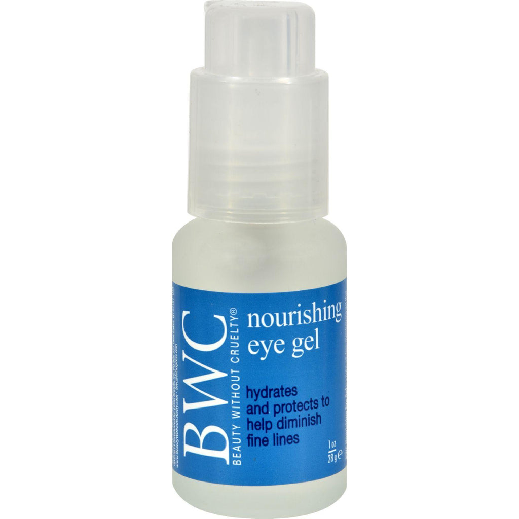 Beauty Without Cruelty Eye Gel Nourshing Green Tea - 1 Oz