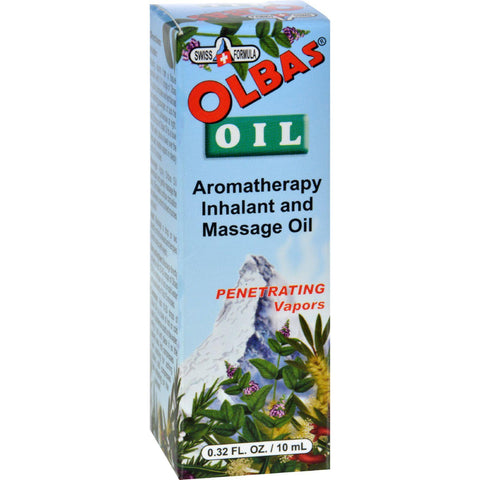 Olbas Oil - 0.32 Fl Oz