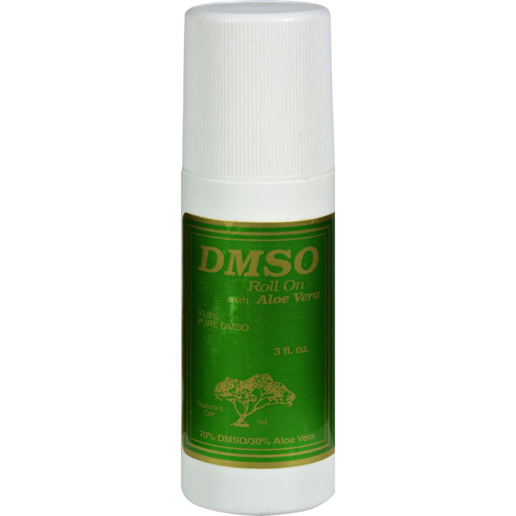 Dmso Roll On With Aloe - 3 Fl Oz