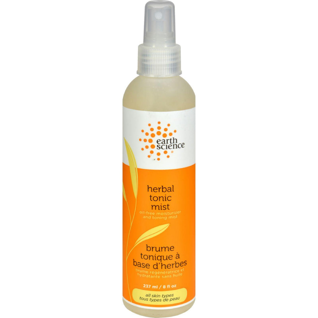 Earth Science Herbal Tonic Mist - 8 Fl Oz