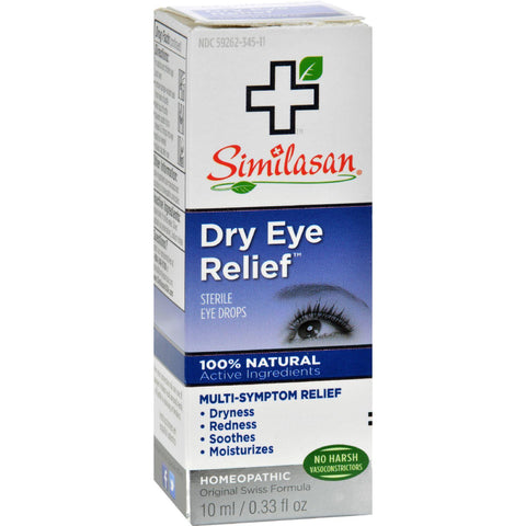 Similasan Dry Eye Relief - 0.33 Fl Oz