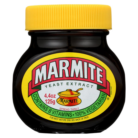 Marmite Yeast Extract - Case Of 24 - 4.4 Oz.