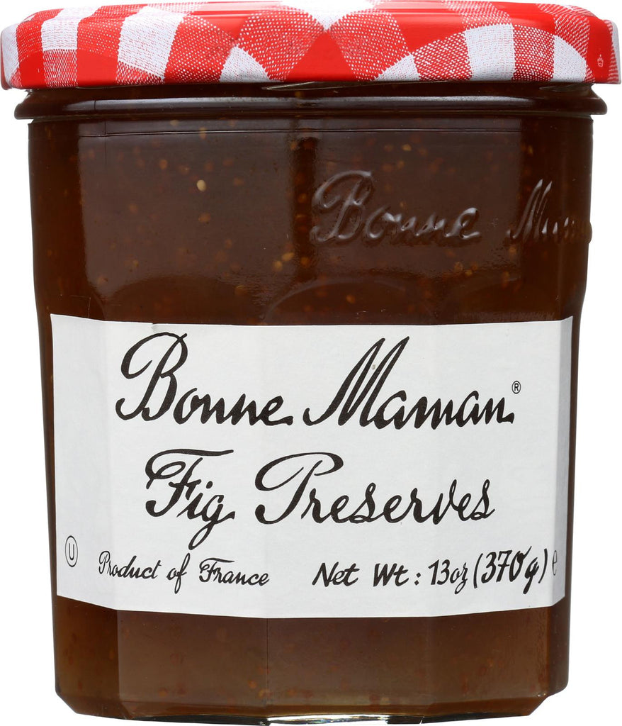 Bonne Maman Conserve - Fig - Case Of 6 - 13 Oz.