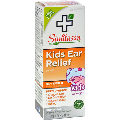 Similasan Children's Earache Relief - 0.33 Fl Oz