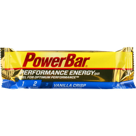 Powerbar Bar - Performance Energy - Vanilla Crisp - 2.29 Oz - Case Of 12