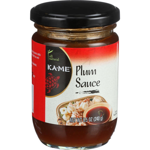 Ka'me Plum Cooking Sauce - 8.5 Oz - Case Of 6