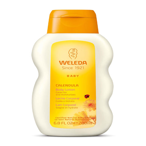 Weleda Calendula Body Lotion - 6.8 Fl Oz