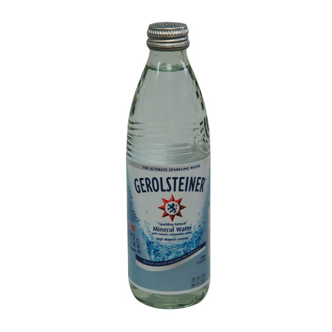 Gerolsteiner Mineral Water - Case Of 24 - 11.2 Fl Oz.